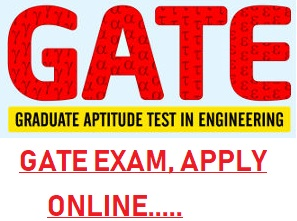 GATE 2021-2022 *Apply online, Exam calendar, Eligibility- appsgate.iitm.ac.in