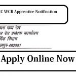 West central Railway Apprentice 2020-21 Notification 0ut *1273 Vacancy, Eligibility Detail